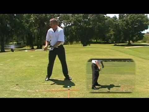 Golf Instruction  Driving Longer Bunker Shot chip Shot and Web Tip Chris Junk.mpg