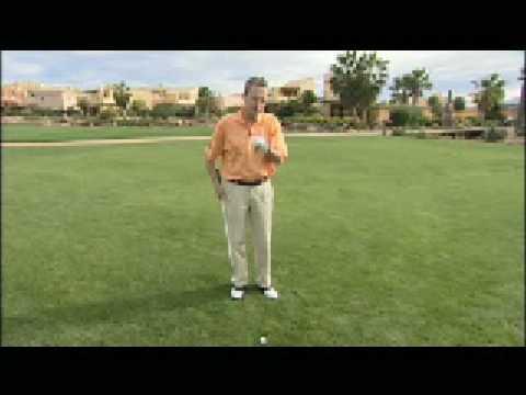 Golf Monthly tip: Chipping rhythm drill