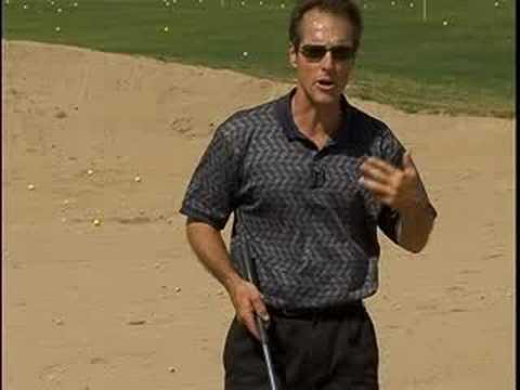 Golf Sand Game Tips : Sand Golf: Full Swing Long Irons