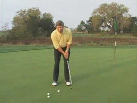 Golf Putting Distance Control Lesson and Tips
