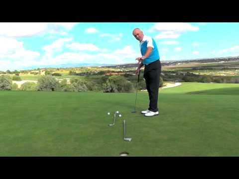Golf Tips: Putting stroke drills