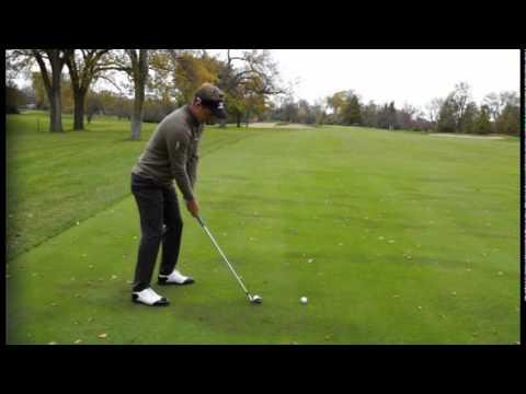Luke Donald Iron Tips Using MP-59 Irons