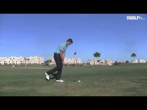 Golf Tips tv: One leg chipping drilll