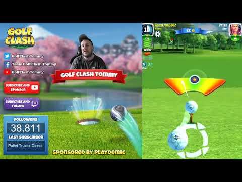 Golf Clash tips, Hole 9 – Par 5, Santa Ventura – Tropic Kings Tournament – ROOKIE Guide