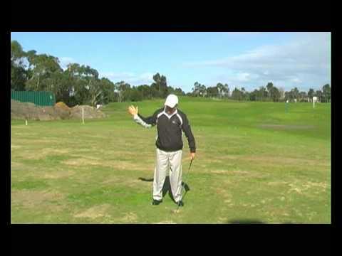 Golf – Seniors Length of the Backswing  with John Davis