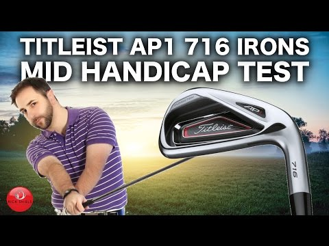 TITLEIST AP1 IRONS TESTED BY MID HANDICAP GOLFER