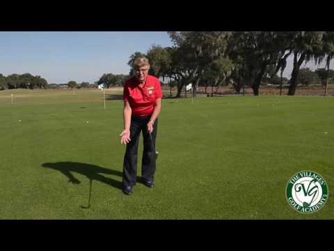 Golf Pro Tip: Tight Goes Right Grip Pressure