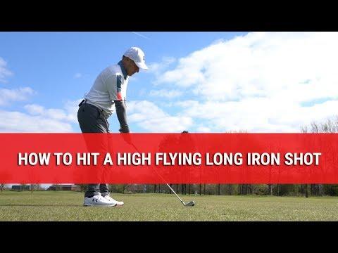 HIGH FLYING LONG IRON SHOT