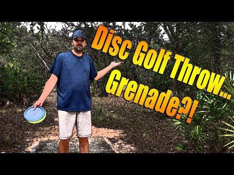 Disc Golf Throws – Grenade / Scooby w/ Rec Rob