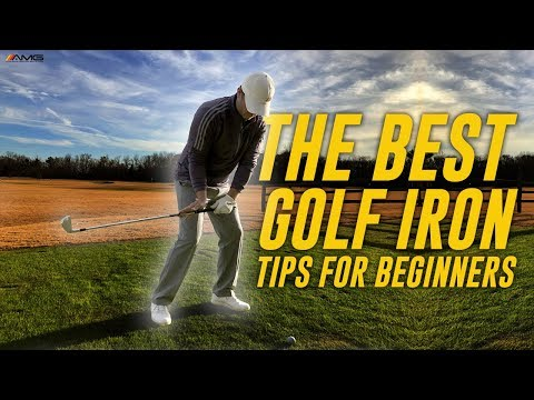 Golf Iron Tips For Beginners! ⛳️