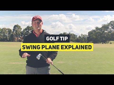 Swing Plane Explained || Golf Tip