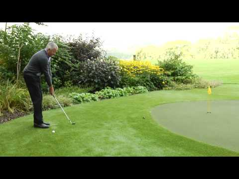 Chipping Posture – Golf Tips & Drills