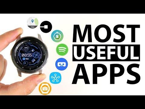 Top 10 Most Useful Samsung Galaxy Watch Apps