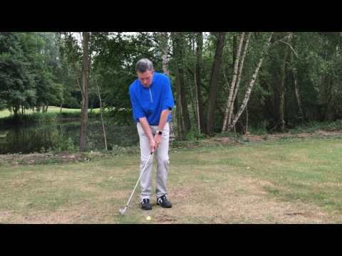 Short Golf video tip.   Improve your Chipping in 2 minutes.   Setup 4 Impact Golf