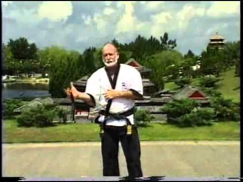 Mark Shuey Cane Kata Teaches the Basic Cane Techniques for your Kata