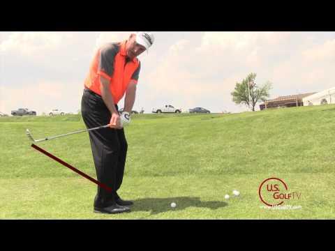 Golf Video Lesson:  Fixing Your Chipping Yips