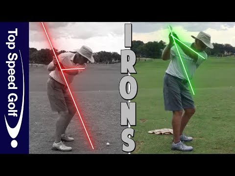 How to Hit Your Irons Further