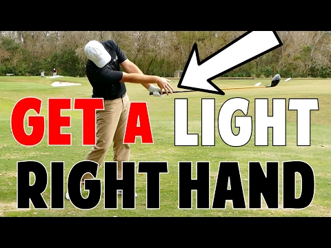 Why Not to Put Pressure With the Right Hand