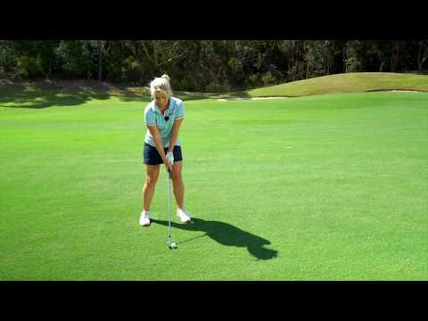 Australian Golf Digest TV – Annabel Rolley – Instruction – Swing Plane