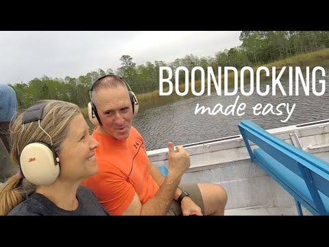 Boondocking Tips & Tricks – Harvest Host – Full Time RV