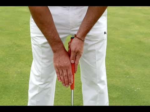 Try 'The Claw' to improve your putting – Chris Ryan – Today's Golfer
