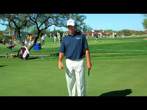 Golf Tips Magazine-Arron Oberholser Putting Drill