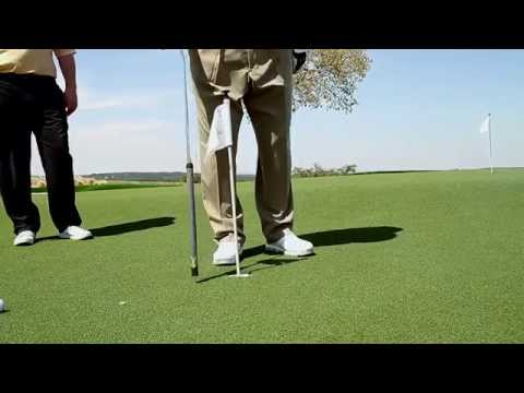 Dave Pelz: Perfect Putting Practice