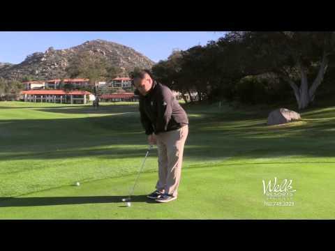 Golf Tip: Putting follow-through (Welk Resorts)