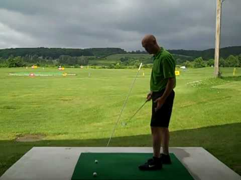 """Hey Lefties This Drill Is For You!  """"Swing Plane"""""""