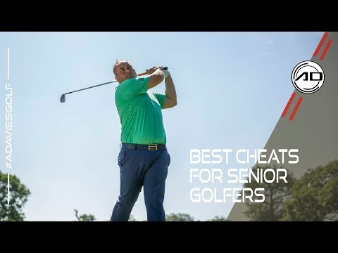 Best Cheats For Senior Golfers