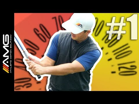 Senior Golfers: 3 Ways To Add More Speed To Your Drives, #1