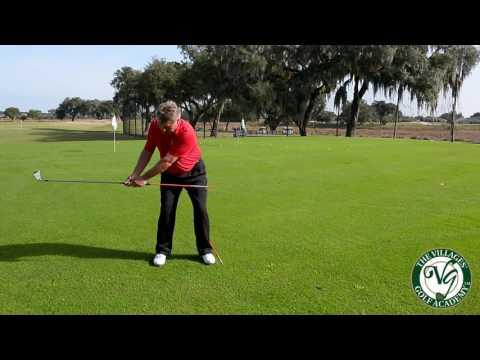 Golf Pro Tip: Check Swing Path Drill