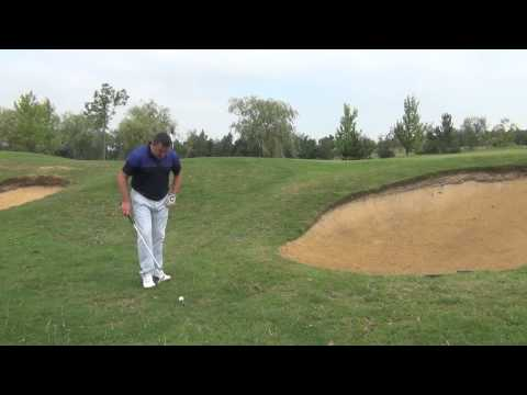 Course Management Tips – Chipping over a bunker