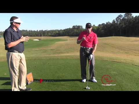 Controlling Trajectory on Short Irons with Waite Mayo Golf