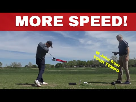 I Flew 1,600 Miles to Increase My Ball Speed and I GAINED 12 MPH!!! Here's How. Be Better Golf