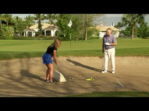 School of Golf: Hit it out of the Bunker | Golf Channel