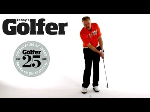 Lock your wrist for better chipping – 25th Anniversary Tips with Adrian Fryer – Today's Golfer