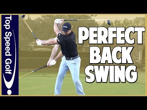 Perfect Golf Back Swing