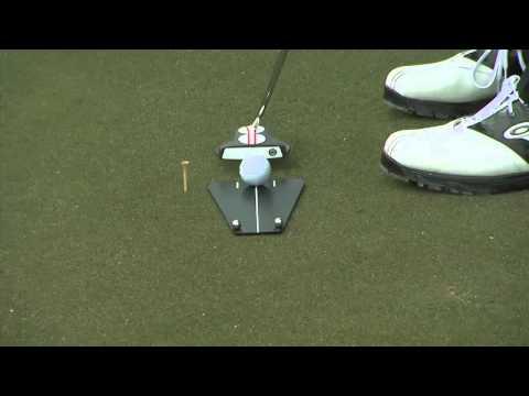 Dave Pelz – 3 Foot Putting Circle Drill Golf Tip