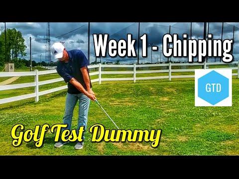 Play Better Golf – Jim Venetos Golf Academy Training Week 1 – Golf Test Dummy