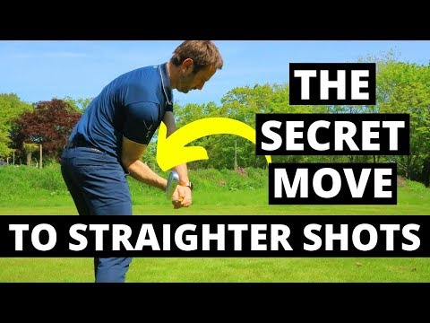 THE SECRET MOVE TO STRAIGHTER SHOTS