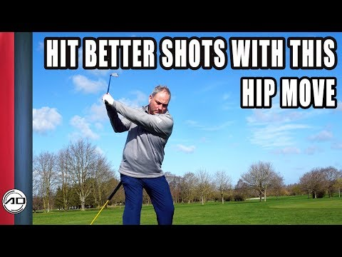 Golf – Hit Better Shots With This Hip Move