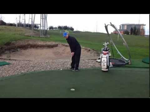 Golf Tip – Positive Chipping