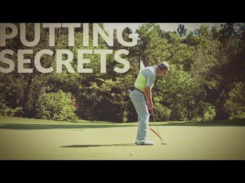 GOLF PUTTING SECRETS – Wisdom in Golf – Shawn Clement