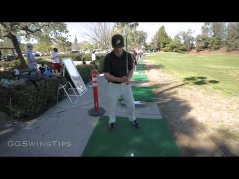 Golf Tips: Shallowing in Golf Club in the Golf Swing