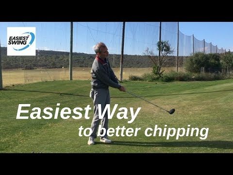 Easiest Swing – and the easiest way to improve your chipping