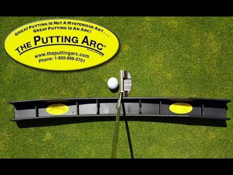 The Putting Arc will improve your Putting