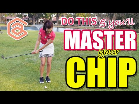 Easiest Chipping Lesson | Golf with Aimee