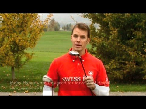 Hitting 3-5 Irons Too Low – Golf Swing Lessons, Tips & Instruction