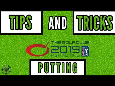 TGC 2019 Tips and Tricks PUTTING